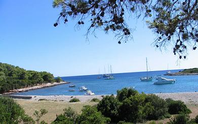 Boat rentals in Croatia