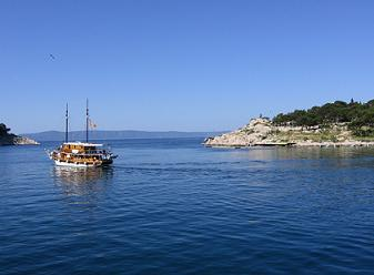 Gullet Cruise in Croatia