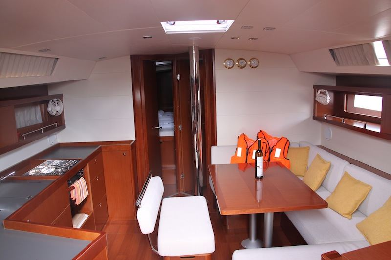 Yacht Charter Oceanis 45 3 Cab 2015 Kastela Yacht Charter Croatia