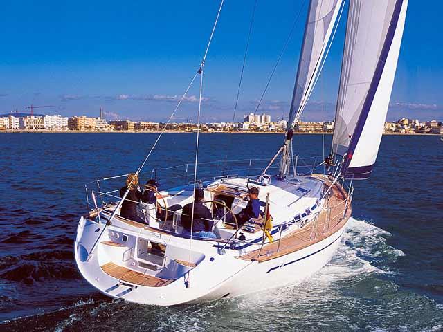 Yacht Charter Bavaria 49 2003 Split :: Yacht Charter Croatia