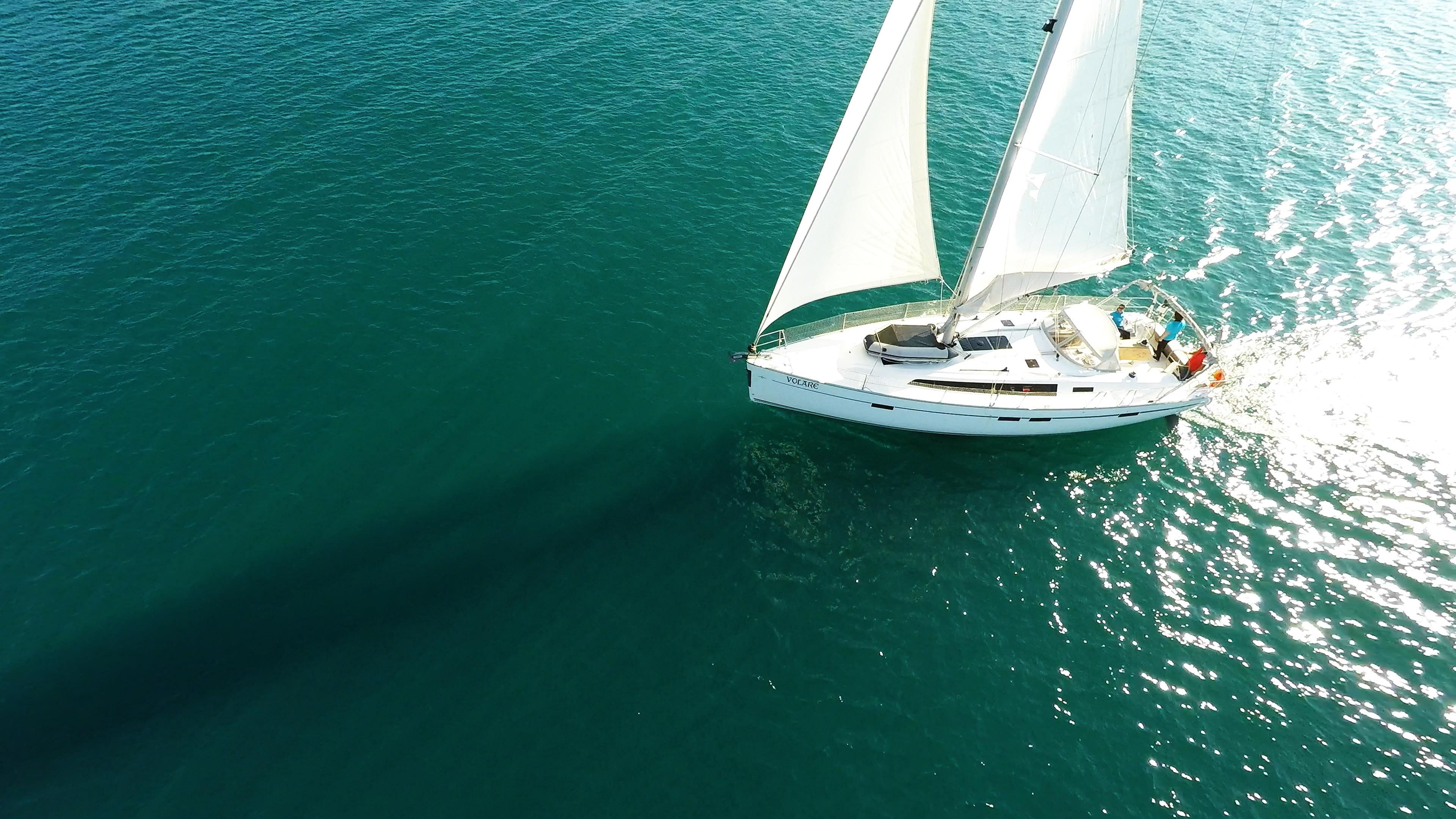 sailing yacht sails bavaria 46 sailing yacht sailboat