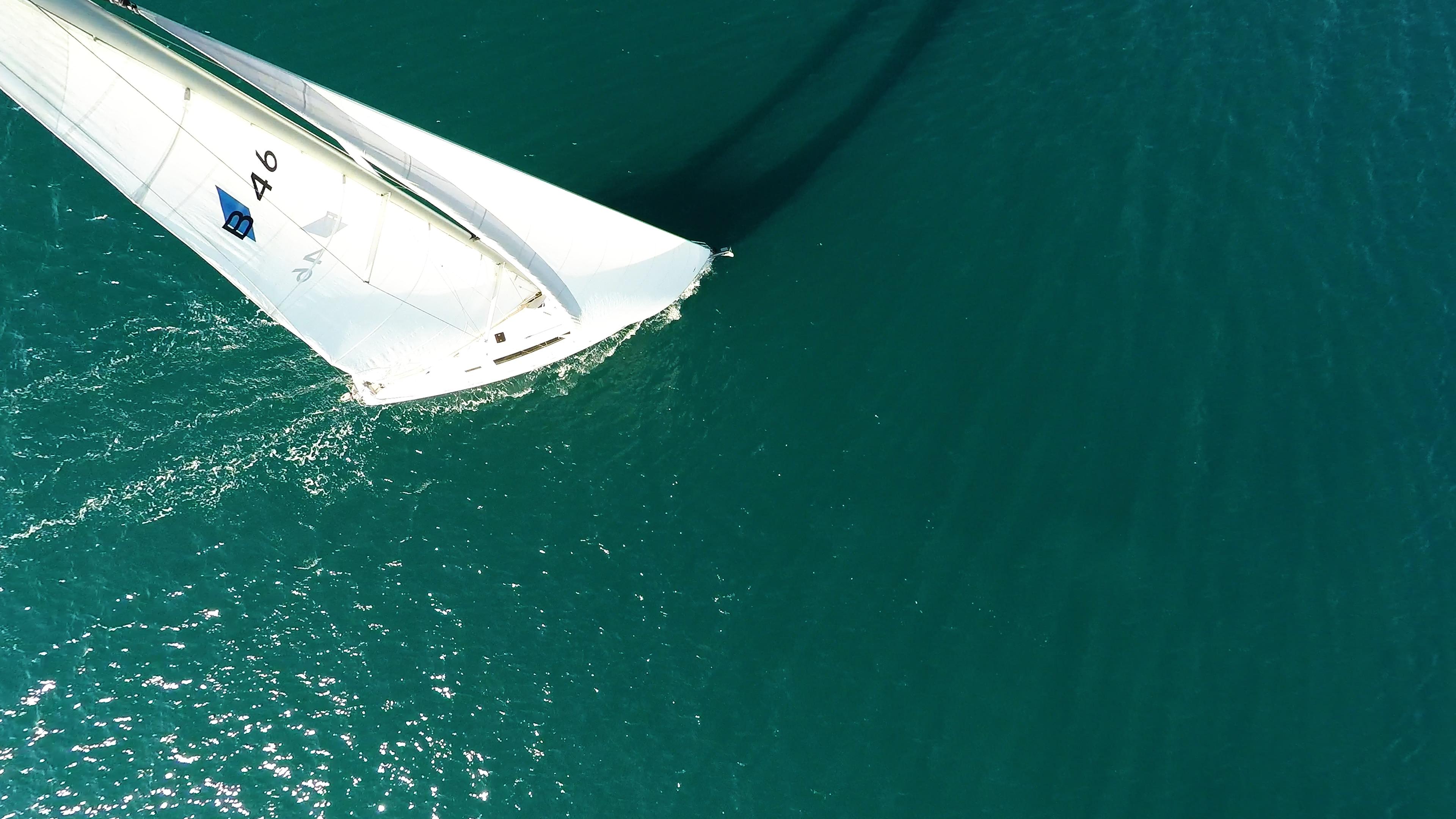 sailing yacht sails of sailboat bavaria 46 sailing yacht