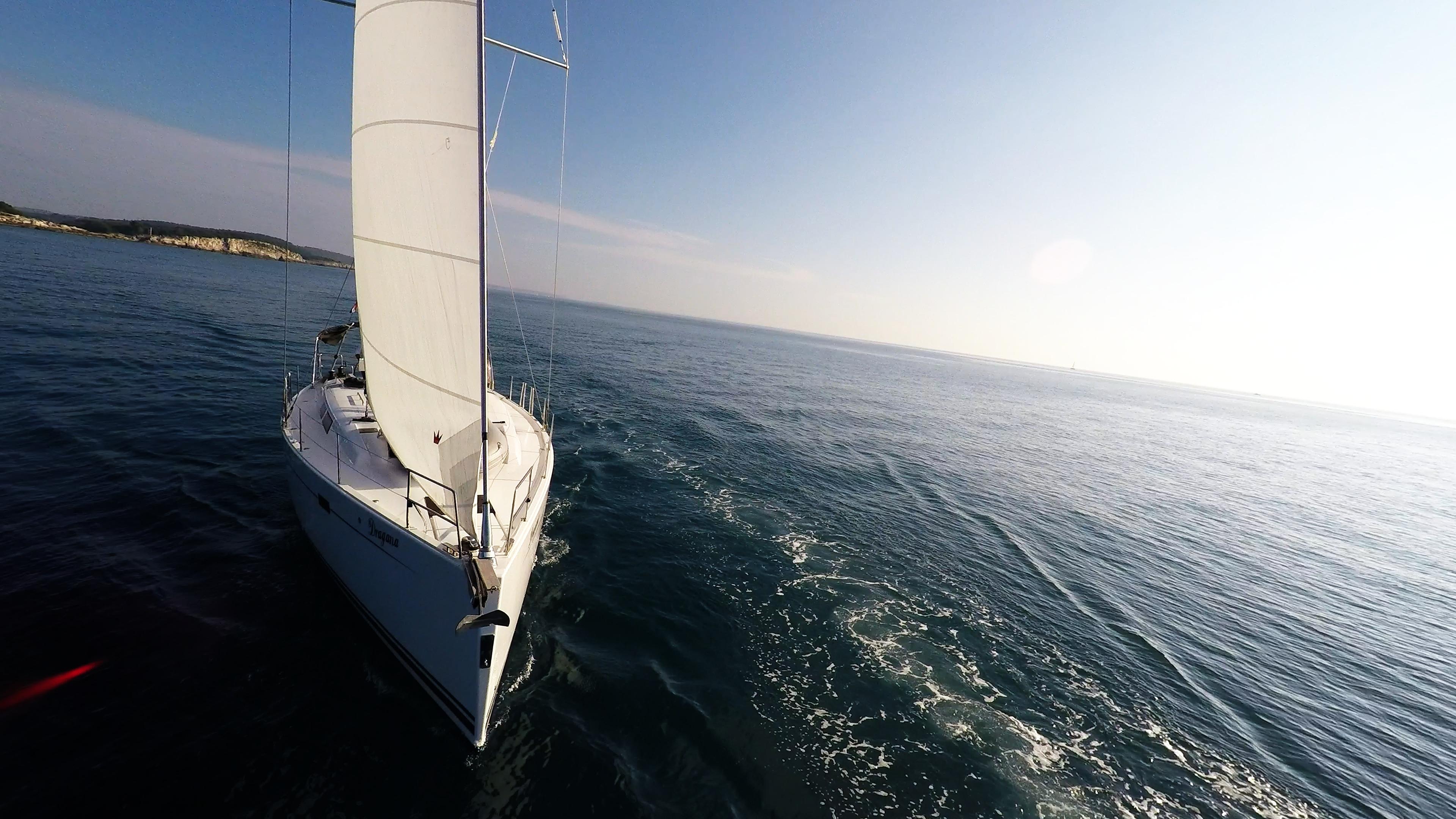 sailing yacht sun sails bow sailing yacht